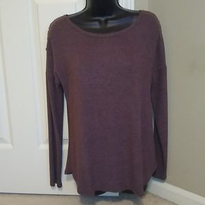 Jella Couture Soft Long Sleeve Top- Small